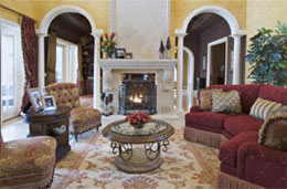 luxurious new st. augustine home interior