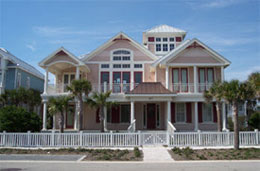 Ruggeri St. Augustine home builder exterior example